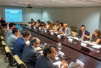 Reunión del Consejo Consultivo de la Economía Social y Solidaria del Ayuntamiento de Madrid