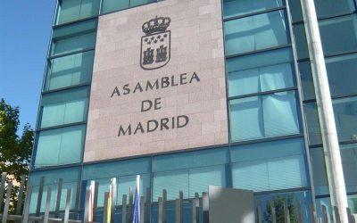 La Asamblea de Madrid aprueba una Proposición No de Ley sobre medidas de apoyo a la Economía Social