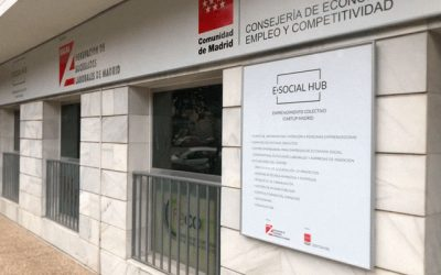 Inauguración de E-Social Hub. 13 de diciembre en Madrid.
