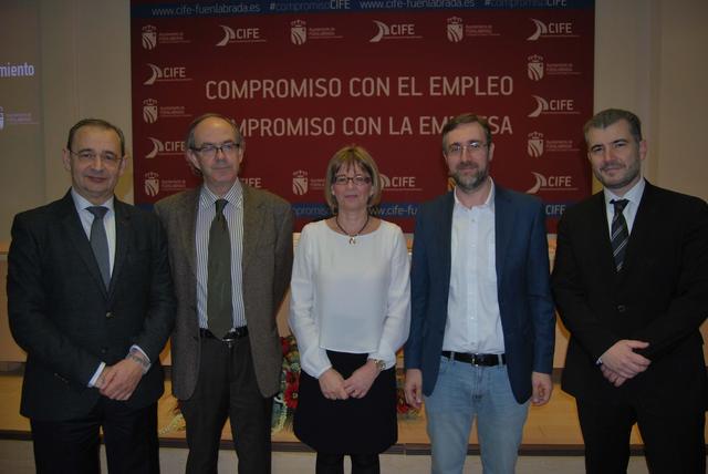 Asalma organiza con el Ayuntamiento de Fuenlabrada la jornada «Compromiso con el empleo. Compromiso con la empresa»