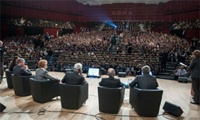 La Comisión considera a la economía social como factor para salir de la crisis en Europa
