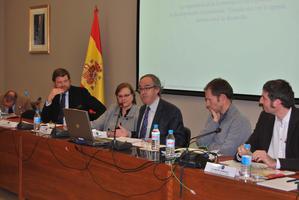 El Gerente de ASALMA, participa en la Jornada «Las empresas de economía social ante la agenda post 2015»