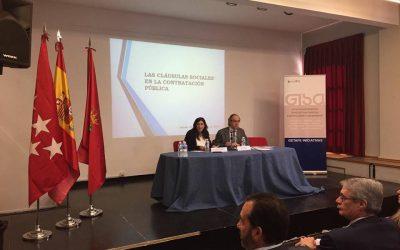 ASALMA junto al Ayuntamiento de Getafe difunde los valores de las Sociedades Laborales