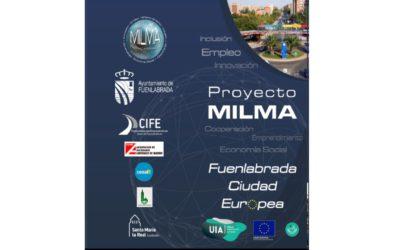 Asalma participa en el proyecto Europeo Milma