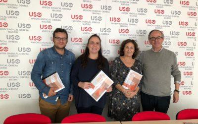 ASALMA difunde con USO MADRID el modelo de Sociedad Laboral