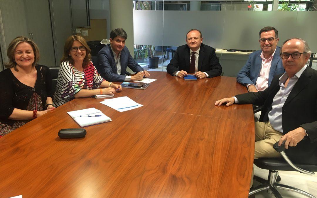 D. Miguel Angel Redondo, nuevo Delegado del Área de Gobierno de Economía, Innovación y Empleo del Ayuntamiento de Madrid, reafirma su apuesta por la Economía Social.