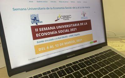 ASALMA interviene en la II semana universitaria de Economía Social